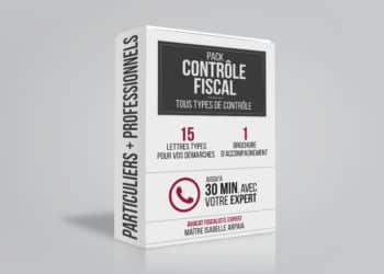 Pack Contrôle Fiscal Modèles Lettres pour Particuliers Professionnels SCI - Avocat Fiscaliste Isabelle Arpaia, ancien Inspecteur des Impôts - Paris.