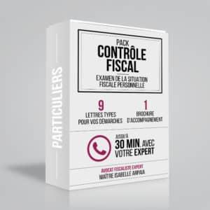 Contrôle Fiscal Modèles Lettres pour Particuliers - Examen de la situation Fiscale Personnelle - Avocat Isabelle Arpaia, ancien Inspecteur des Impôts...